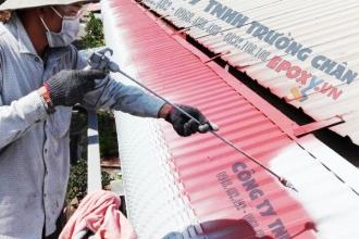 Sơn chống rỉ epoxy 2 thành phần sử dụng như thế nào để mang lại hiệu quả cao nhất?