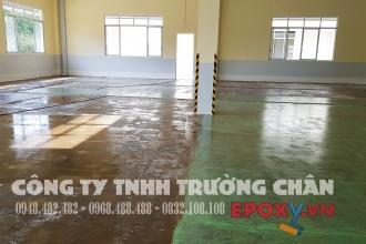 Chọn sơn lót epoxy cho sàn bê tông có max thấp và yếu