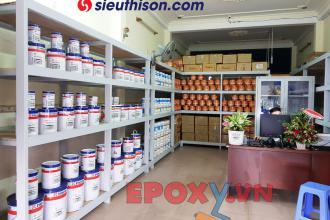 Sơn chống rỉ epoxy 2 thành phần tốt nhất hiện nay