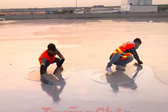 Tự sơn sàn epoxy không cần đội thi công có được không?