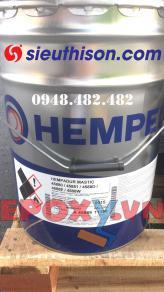 Sơn 2 trong 1 Epoxy Hempel Hempadur Masttic 45881/4588E/4588D/4588W