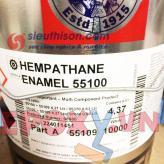 Sơn Hempathane Enamel 55100 Hempel