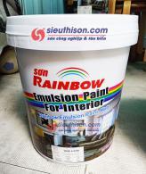 Sơn phủ 1030 gốc nước epoxy Rainbow