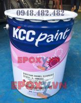 Sơn UT5015-9000(SC) KCC - sơn phủ bảo vệ trong suốt không màu