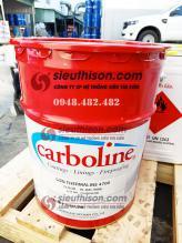 Sơn Thermaline 400 Carboline các hệ 400 GS, 400 Finish, 400 Primer