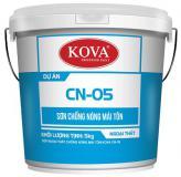 Sơn chống nóng KOVA cho mái tôn CN-5