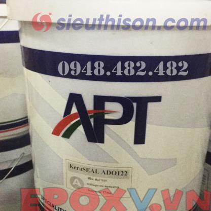 KERASEAL ADO122 - Sơn epoxy APT tự cân bằng