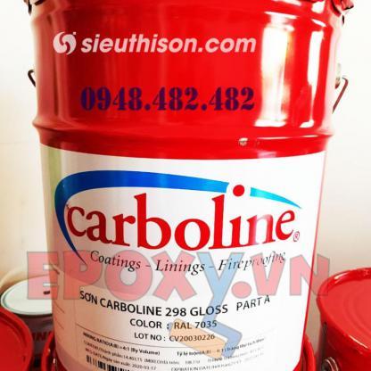 Starox 5101 - Sơn phủ alkyd Carboline
