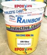Sơn 1508,1669 Rainbow sơn phủ chịu nhiệt 600ºC