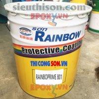 Sơn 1002 -  Sơn Epoxy Rainbow lớp lót màu trắng