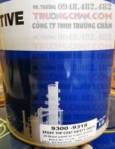 Sơn sàn epoxy 9300FL - Sơn phủ epoxy Seamaster cho bê tông