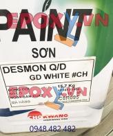 Desmon Q/D - Sơn chống rỉ epoxy Chokwang Paint