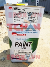 HANA Prime 3000 - Sơn lót epoxy cao cấp Chokwang