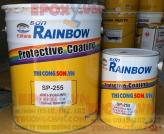 Sơn SP-255 Rainbow - Sơn chống hà đáy tàu biển
