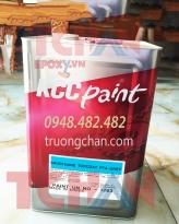 Sơn Sporthane Topcoat KCC - lớp phủ polyurethane chống thấm