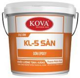 Sơn công nghiệp EPOXY KOVA KL-5 sàn