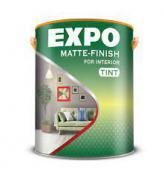 Sơn expo matte-finish interior tint sơn nước pha máy nội thất