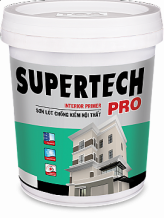Sơn lót chống kiềm nội thất Supertech Pro