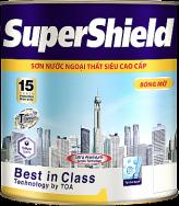 Sơn nước ngoại thất siêu cao cấp SuperShield