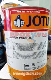 Sơn Solvalitt Zinc chịu nhiệt jotun 400°C Jotun