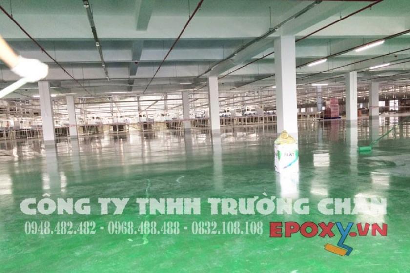 Nhà máy Unisoll KCN Giao Long