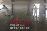 Sơn epoxy nhà xưởng ASG Vina